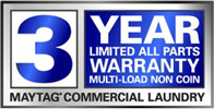 Maytag 3 Year Warranty